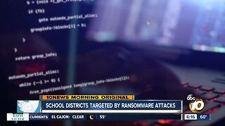 Hackers target schools with ransomware