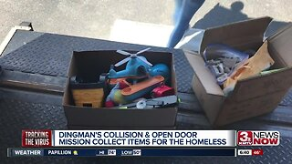 Business and mission team up to help homeless