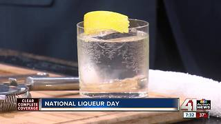 National Liqueur Day - Video