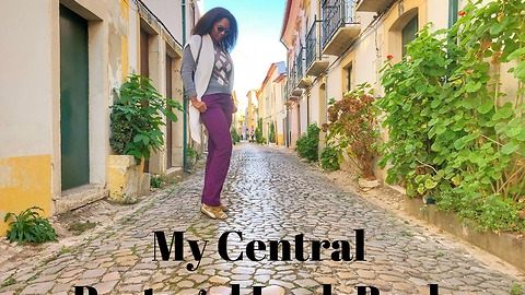Look Book: Central Portugal