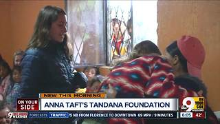 Tandana Foundation bases its community service on friendships in Ecuador and Mali - Video