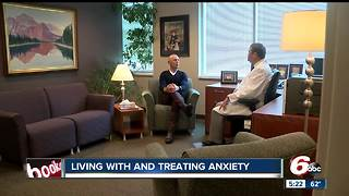 What it's like living and treating anxiety - Video