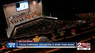 Tulsa Symphony orchestra is more than music