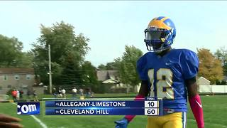 Saturday playoff football - Video