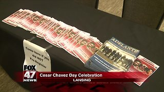 Cesar Chavez day celebration