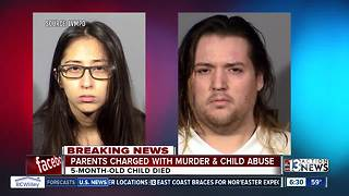 Parents arrested after malnourished baby dies - Video