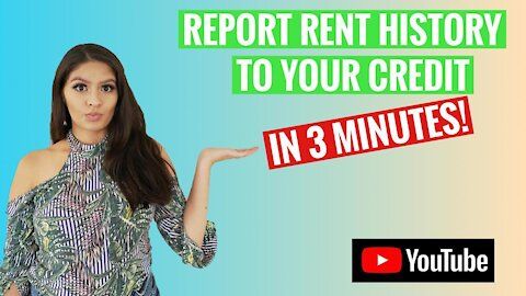 Claim RENT HISTORY To Credit Report! ( 20 Points In 20 Days - Video 3 Of 10 )