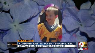 NKY youth football team to honor Latonia boy killed in crash - Video