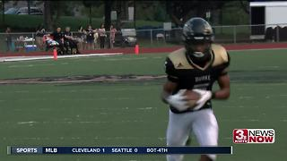 Omaha Burke vs. Omaha Northwest real - Video