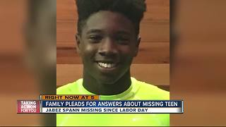 Family of missing 14-year-old boy from Sarasota plea for info on his whereabouts - Video