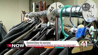 KC nonprofit helps people reenter workforce - Video