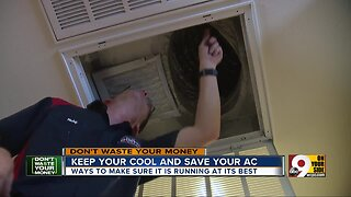 How to keep your AC running in extreme heat