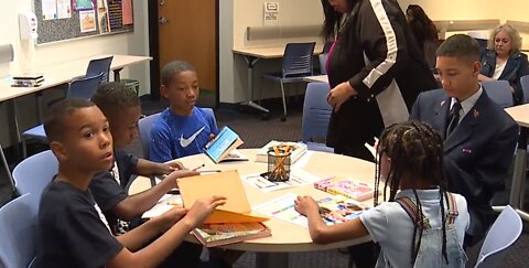 Free tutoring for all kids at Clark County libraries