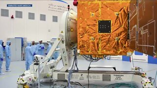 CU Boulder/LASP teams up with UAE for missiong to Mars