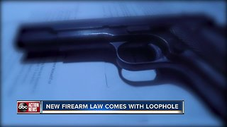I-Team: Loophole in Florida law allows people who have been Baker Acted to purchase new firearms | WFTS Investigative Report - Video