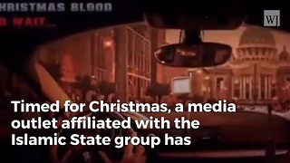 'Christmas Blood': ISIS Releases Direct Threat Against Pope Francis - Video
