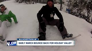 Holiday Valley vosot - Video