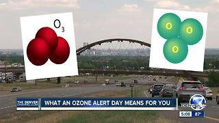 Another Ozone Alert Day issued for Front Range; weeks-long stretch persists