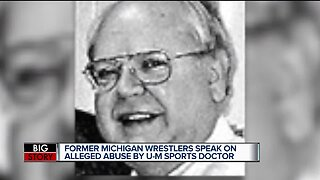 Former UM students speak on alleged sexual abuse by deceased university doctor