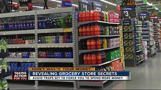 Reveling grocery store secrets - Video