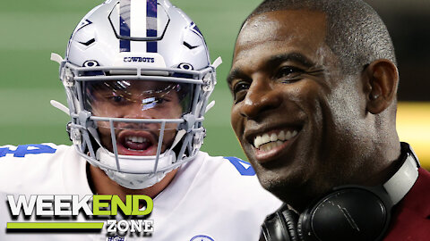 Deion Sanders Joins Jackson State, Dak Prescott Becomes A Hero & Our Picks For Game Of The Week | WZ
