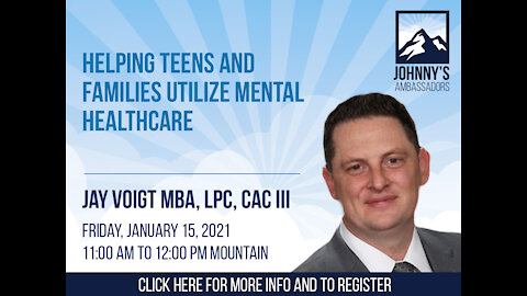Helping Teens and Families Utilize Mental Healthcare