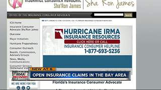 Many people still waiting for Irma storm insurance claims to be processed - Video