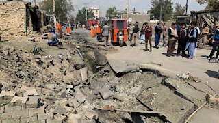 Ten Killed As Bombing Targets Convoy of Afghanistan's Vice-President