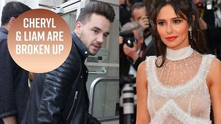 Liam Payne & Cheryl Cole split - Video