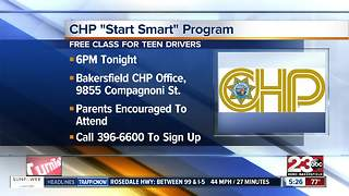 CHP Start Smart class - Video