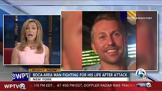Boca Raton man in critical condition in New York hospital - Video