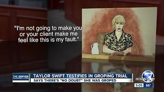 Taylor Swift groping case: Live updates from Day 4 in Denver federal court - Video