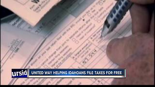 United Way and H&R Block Partner to Help File Your Taxes - Video