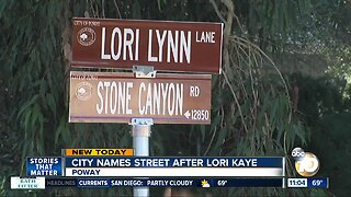 Street renamed after Chabad of Poway shooting victim