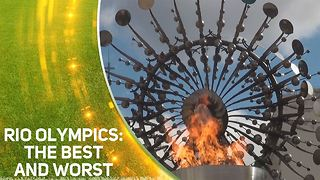 Rio Olympics 2016: Ups and downs - Video