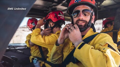 After busy wildfire season, a Colorado ambulance company hopes to help firefighters with new team
