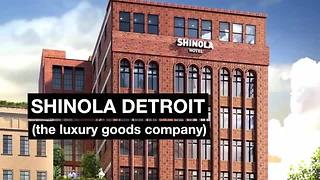 Shinola Hotel Shareable - Video