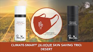 Pour Moi Climate Smart Skincare: Be smart about skin care