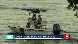 Body Found In Water At Hamilton Creek Boat Ramp - Video