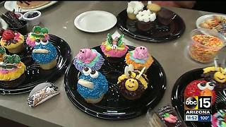 Fun treats for the kids at Chompie's - Video
