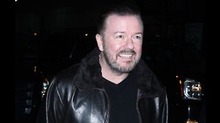 Ricky Gervais says David Bowie tracked him down like the FBI