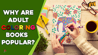 Top Benefits of Adult Coloring Book