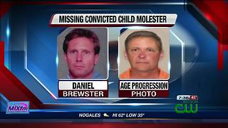 Marshals hunt for child molester who skipped out on trial - Video