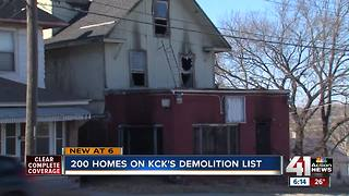 3 KCK firefighters injured battling house fire - Video