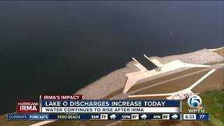 Army Corps to release water to the west from Lake Okeechobee - Video
