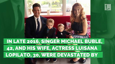 Michael Buble Confirms Wife Is Pregnant With Baby Number Three, Then Gender Released