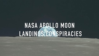 NASA Apollo moon landings conspiracies