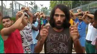 Manus Island Refugees Appeal for Help - Video