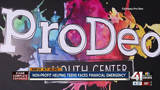 Lee's Summit Youth Center in need of emergency funding - Video