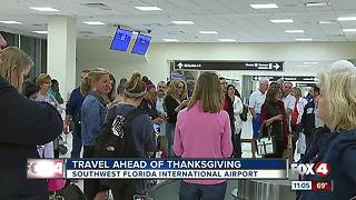 Travel tips ahead of Thanksgiving